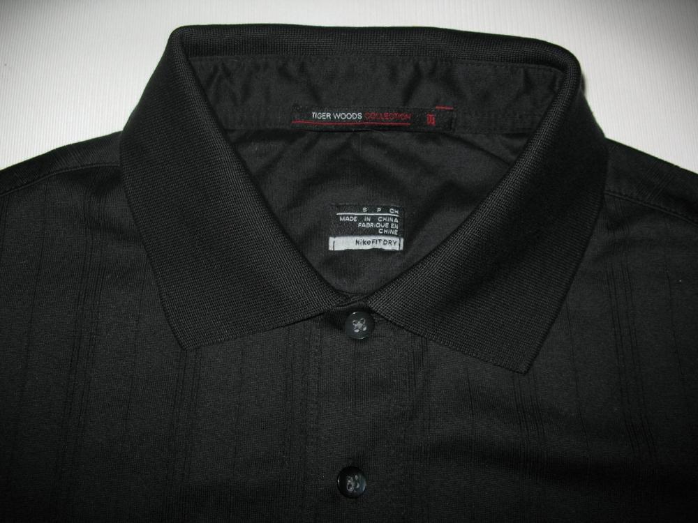 Футболка TIGER WOODS by NIKE polo shirts (размер S/M) - 1