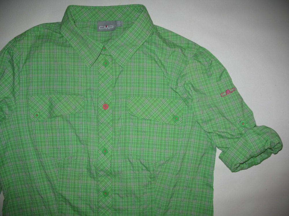 Рубашка CMP dry function long sleeve shirt lady (размер M) - 2