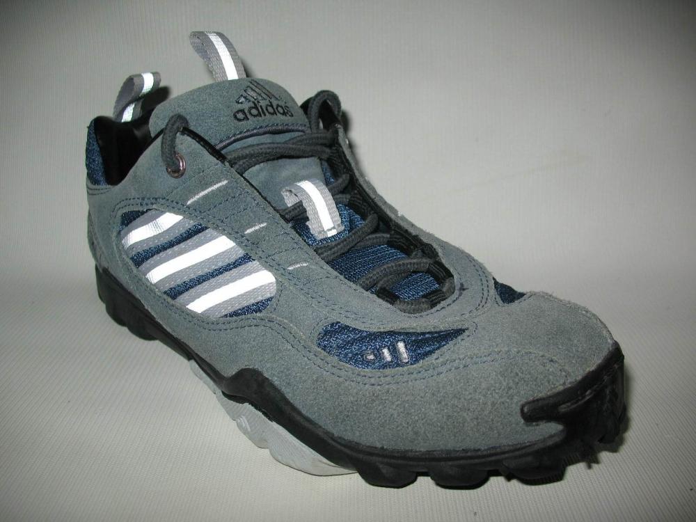 Велотуфли ADIDAS cycling shoes lady (размер UK6/US6,5/EU39(на стопу до 245mm)) - 2