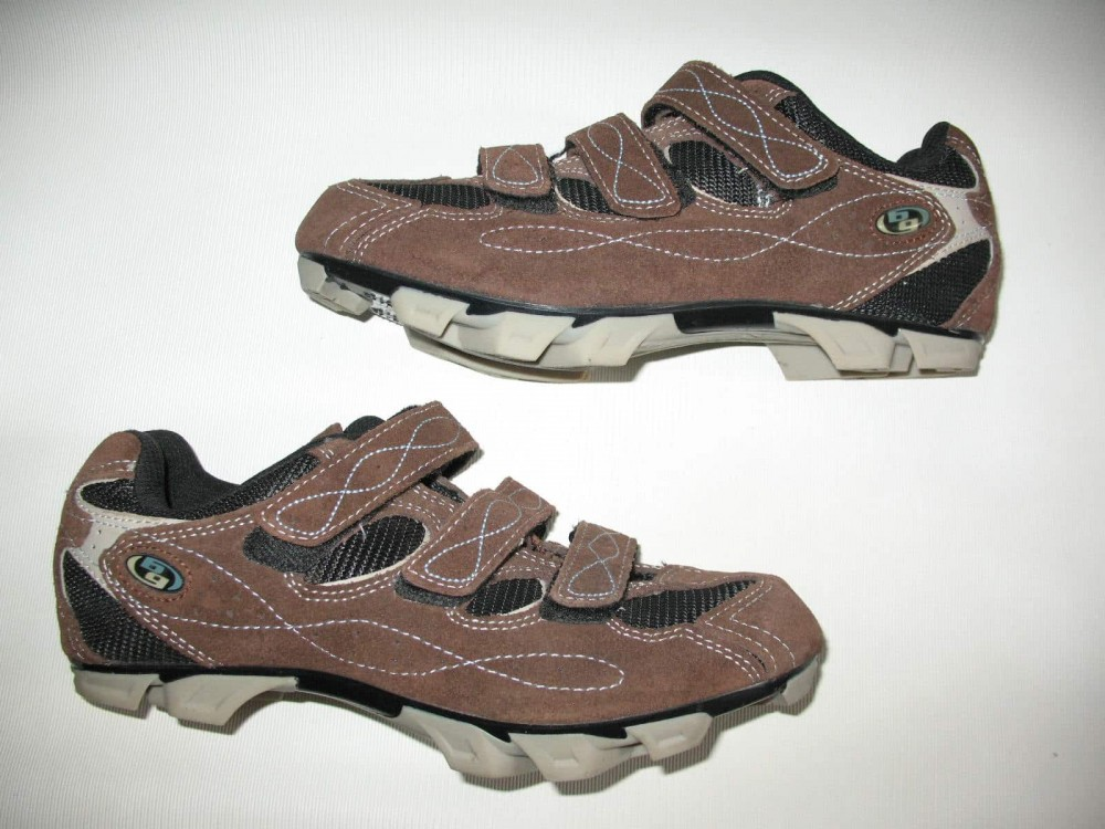 Велотуфли SPECIALIZED riata bg MTB shoes lady (размер UK6,5/US7,5/EU38(на стопу до 245 mm)) - 1