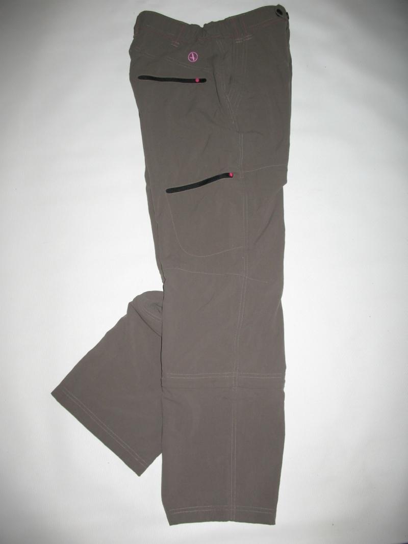 Штаны  AIGLE 2in1 pants lady  (размер S) - 4