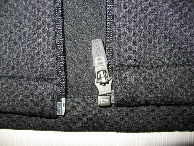 Жилет SALOMON vest black lady (размер SМ) - 5