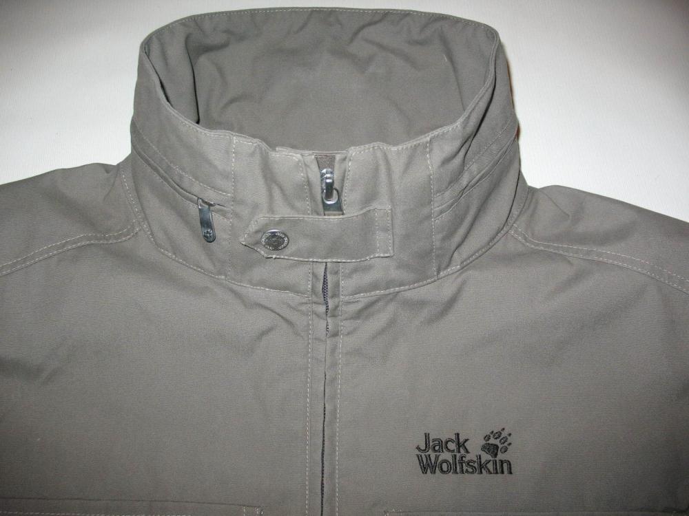 Куртка JACK WOLFSKIN atlas road jacket (размер 50-52/L-XL) - 3