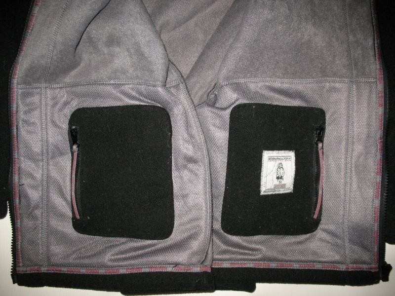 Кофта GEOGRAPHICAL NORWAY fleece jacket  (размер L) - 5