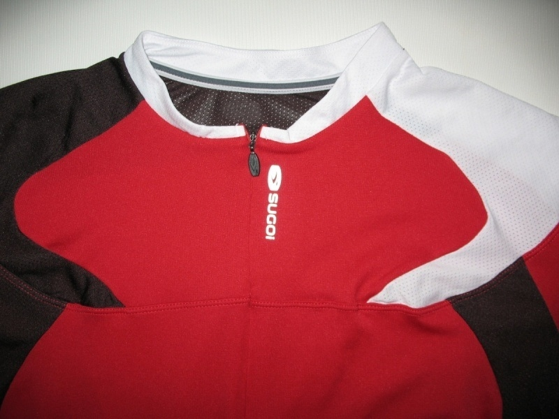 Футболка SUGOI bike jersey (размер XXL/XL) - 2