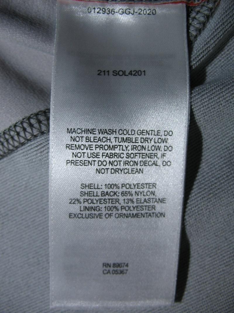 Кофта MOUNTAIN HARDWEAR DRY Q softshell jacket lady (размер M) - 9