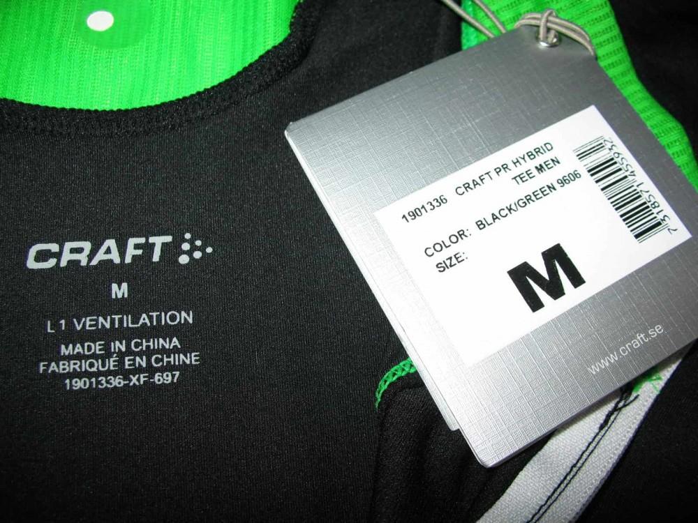 Веломайка CRAFT pr hybrid run jersey (размер M) - 6