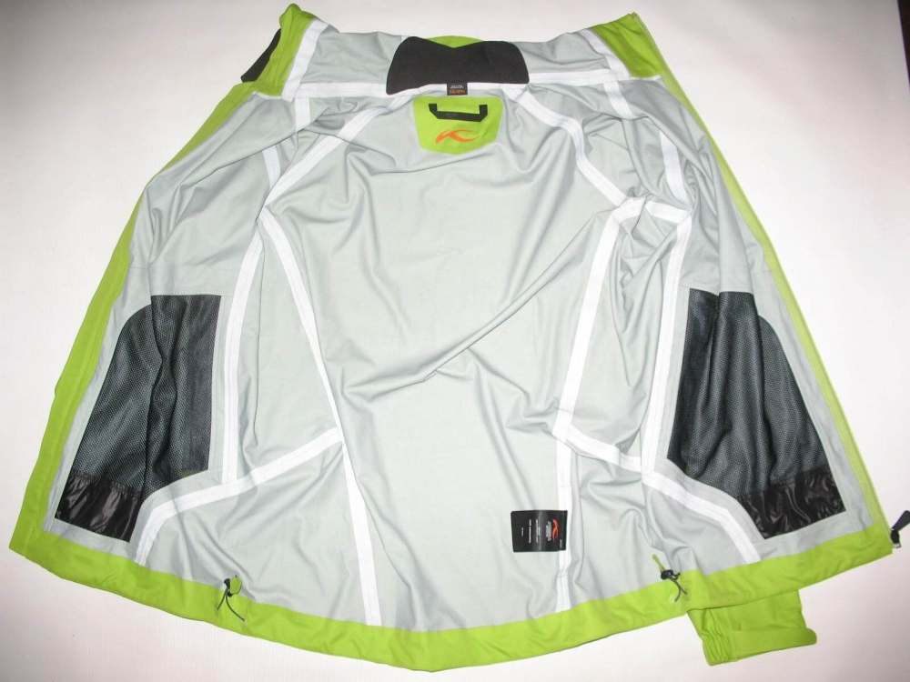 Куртка KJUS fasttrack 3L jacket (размер 56/XXL) - 4