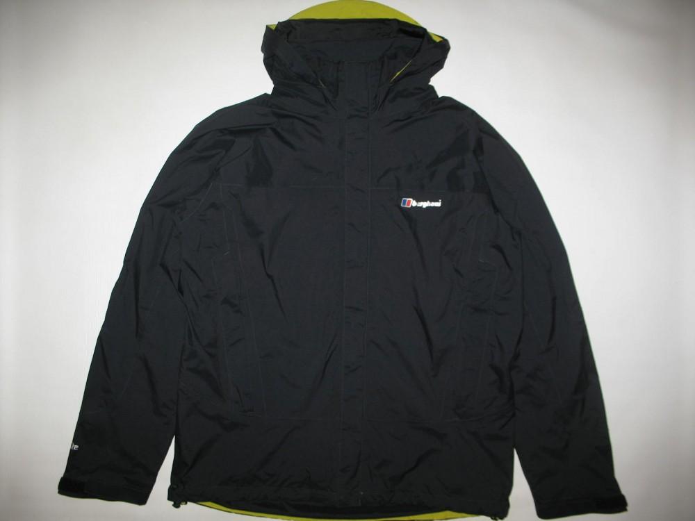 Куртка BERGHAUS aq2 waterproof jacket (размер L) - 3