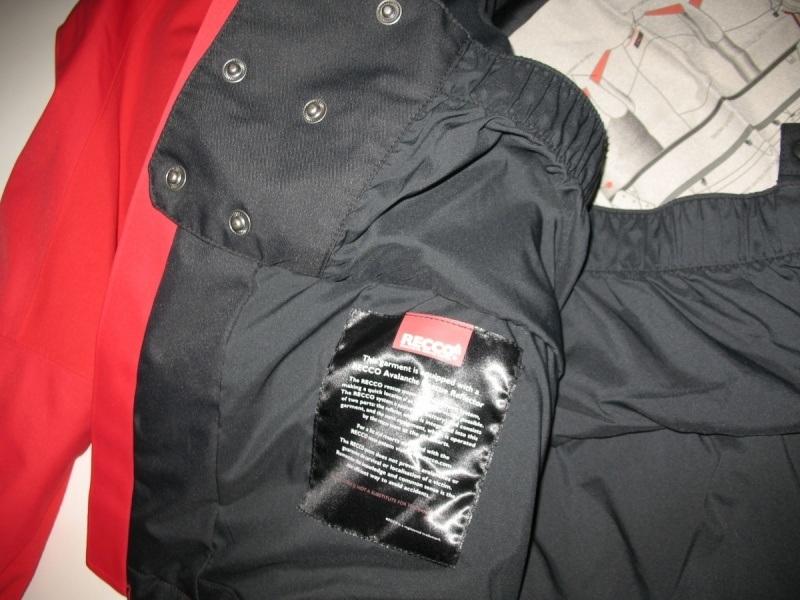 Куртка KJUS 20/20 ski jacket  (размер 54/XL, на рост до 178см) - 11