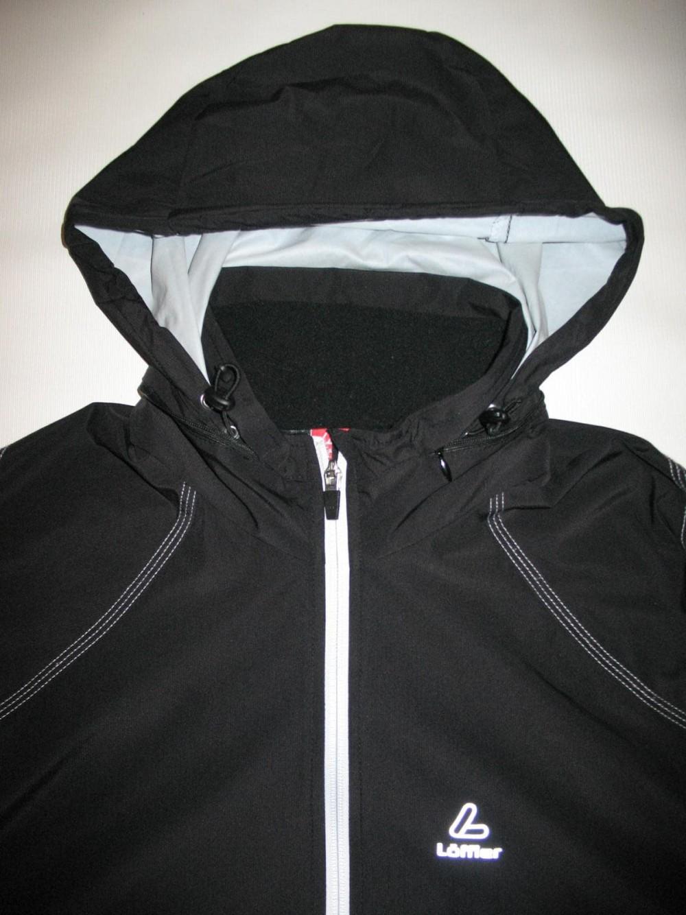 Куртка LOEFFLER windstopper jacket (размер 56/XXL), - 2