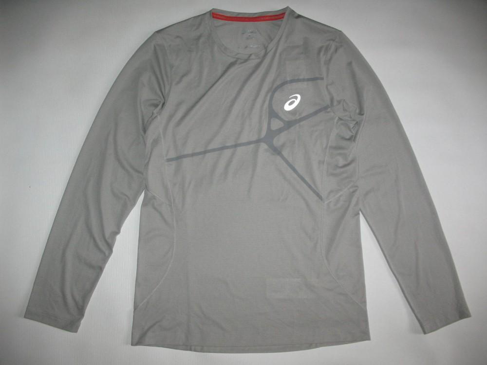 Футболка ASICS elite ls jersey (размер M) - 1