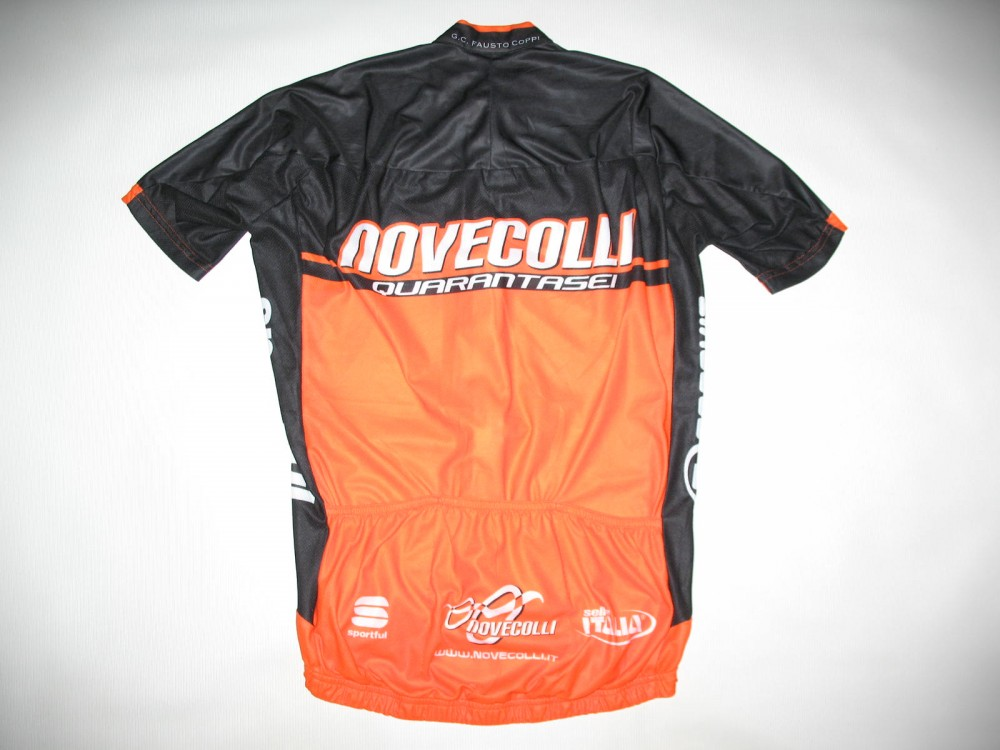 Веломайка SPORTFUL novecolli cycling jersey (размер M/S) - 1
