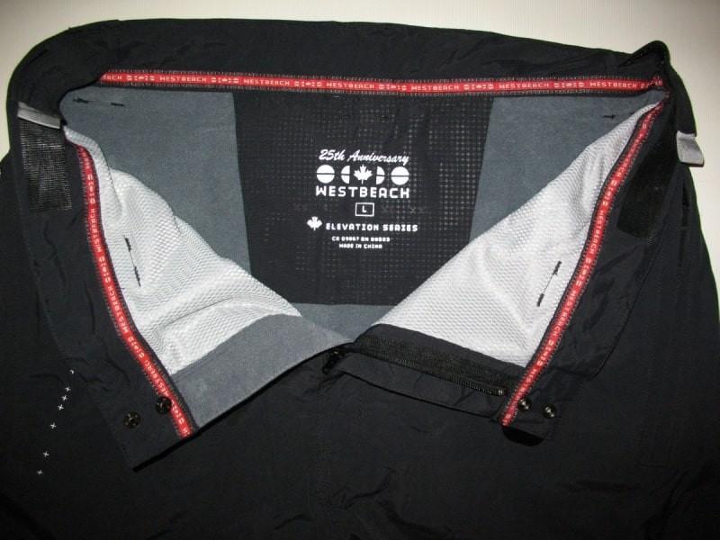 Штаны WESTBEACH 20K ski-snowboard pants (размер L) - 8