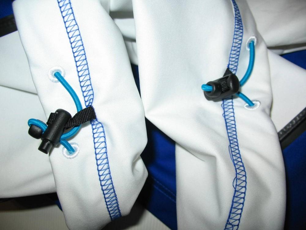 Куртка MIZUNO impermalite flex short sleeve rain jacket (размер XL/XXL) - 4
