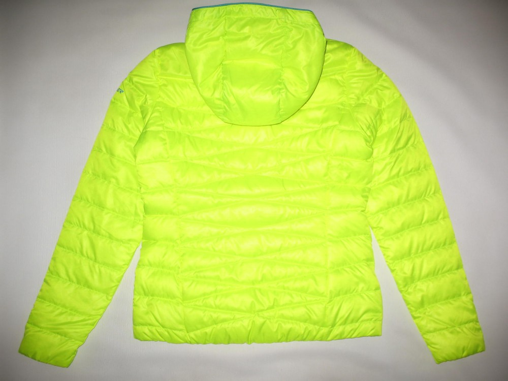 Куртка SPYDER timeless hoody down jacket lady (размер M) - 3