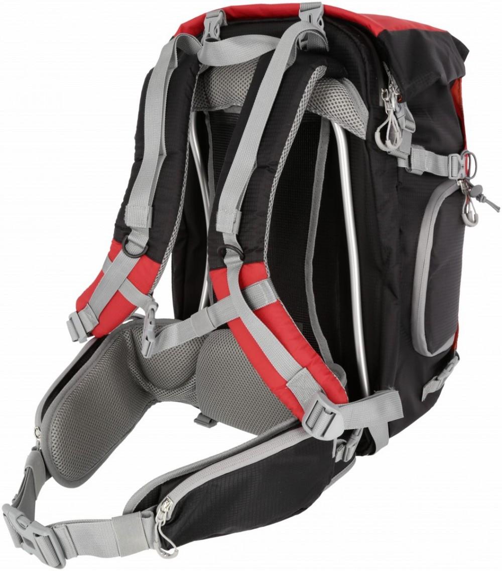 Рюкзак ROLLEI traveler canyon M red - 4