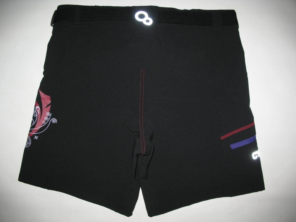 Велошорты CYGNUS bike shorts lady (размер М) - 1