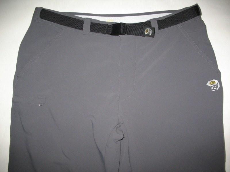 Штаны MOUNTAIN HARDWEAR Navigation softshell pants (размер M) - 3