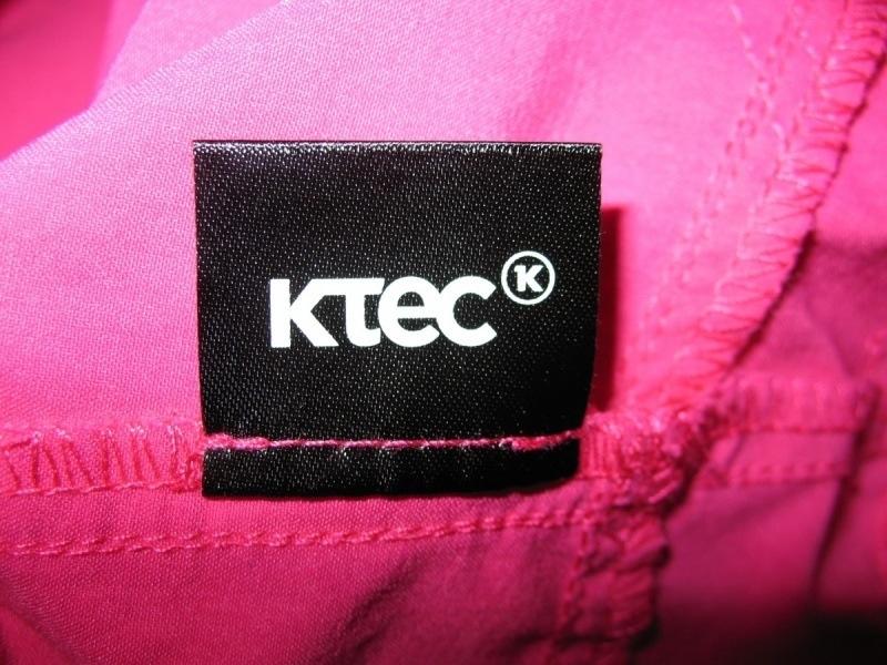 Шорты K-TEC bike shorts lady  (размер M) - 6