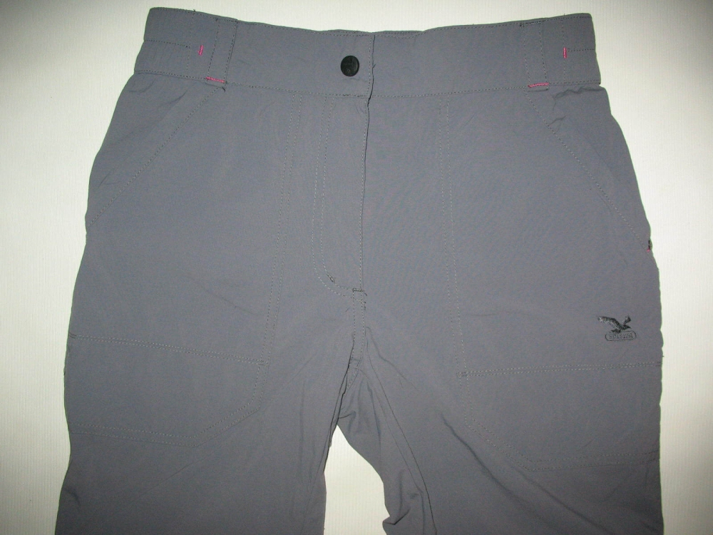 Штаны SALEWA nola dry 2in1 pants lady (размер XS) - 6