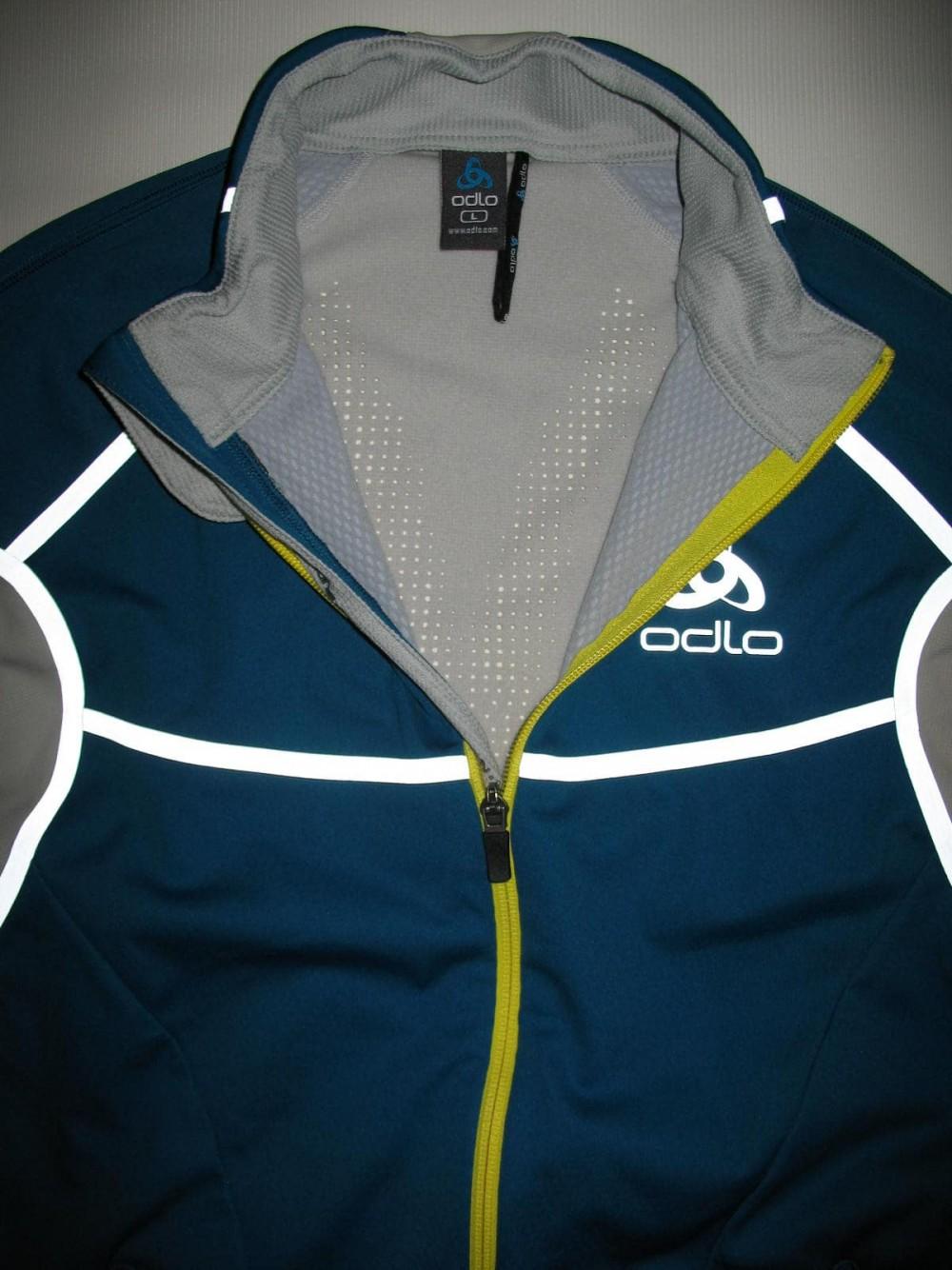 Куртка ODLO nagano windstopper jacket (размер L) - 4