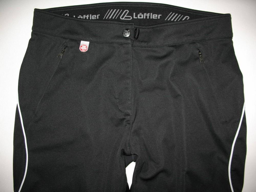 Штаны LOEFFLER elegance windstopper softshell light pants lady (размер M) - 6