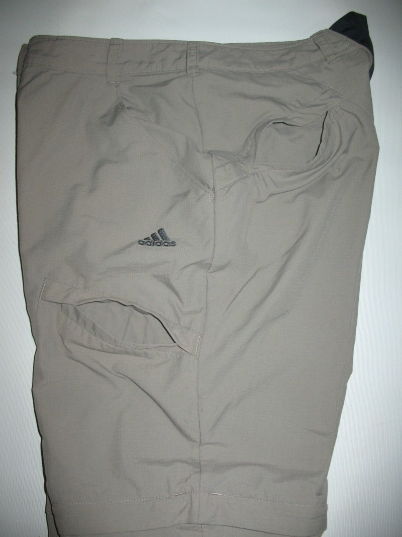 Штаны ADIDAS pants 2in1 lady (размер 36/S/M) - 6