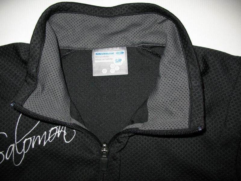 Жилет SALOMON vest black lady (размер SМ) - 1
