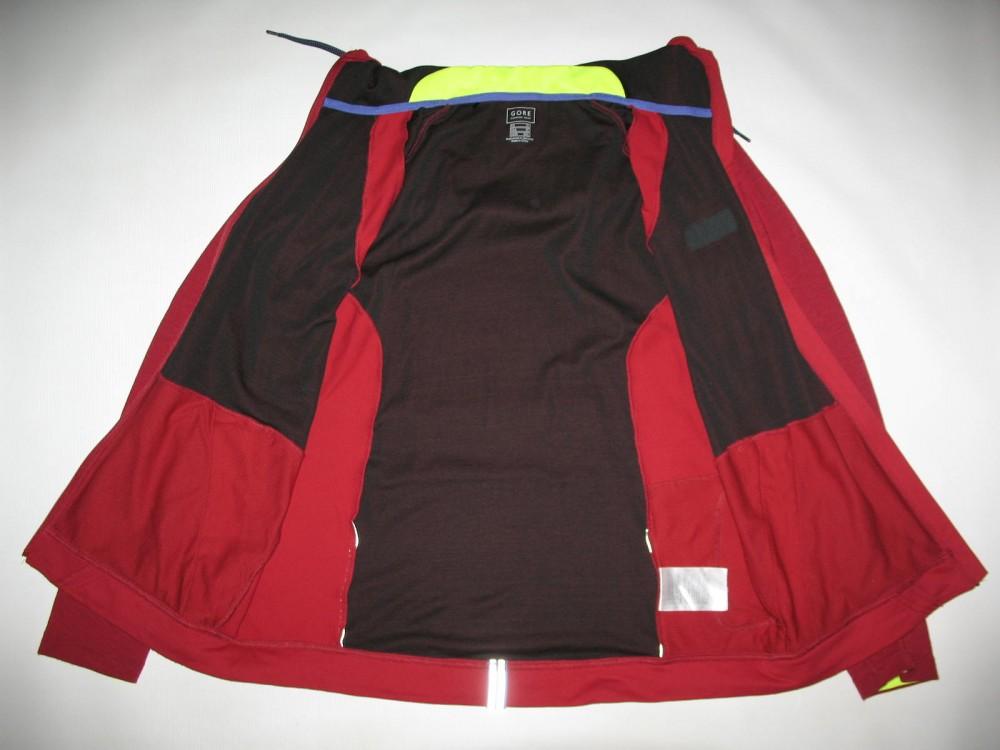 Кофта GORE running wear hooded running jacket (размер XXL) - 10