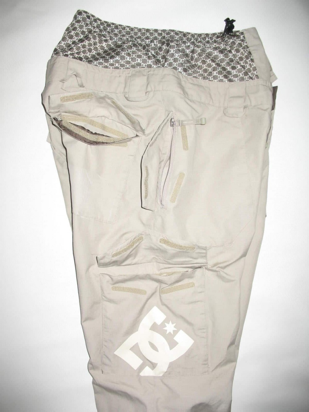 Штаны DC banshee-r snowboard pants (размер L) - 8