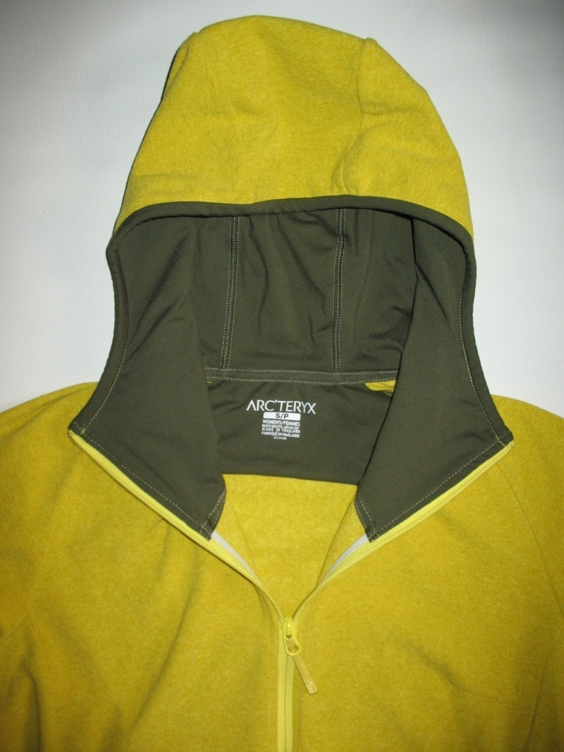 Кофта ARCTERYX W's Caliber Hoody Fleece lady (размер 36-S/M) - 4