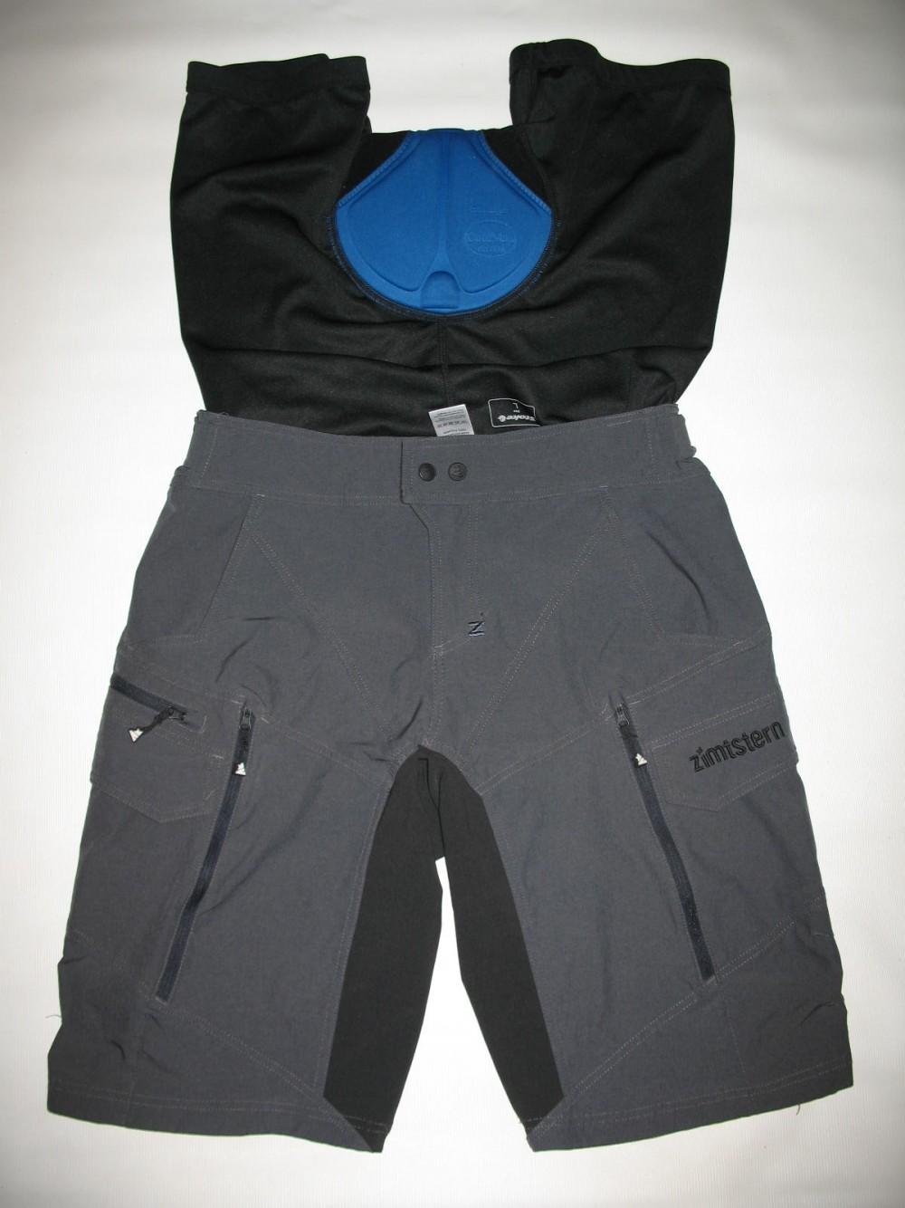 Велошорты ZIMTSTERN trailstar bike shorts (размер L) - 6