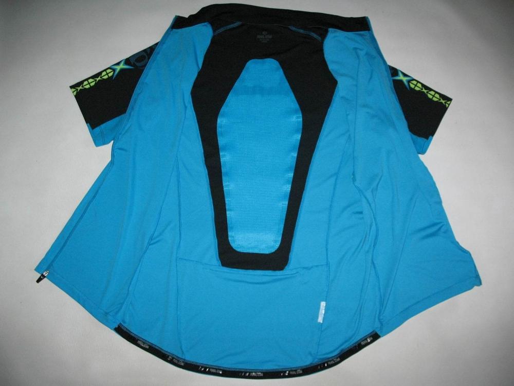 Веломайка PEARL iZUMi X-Alp jersey (размер L) - 4