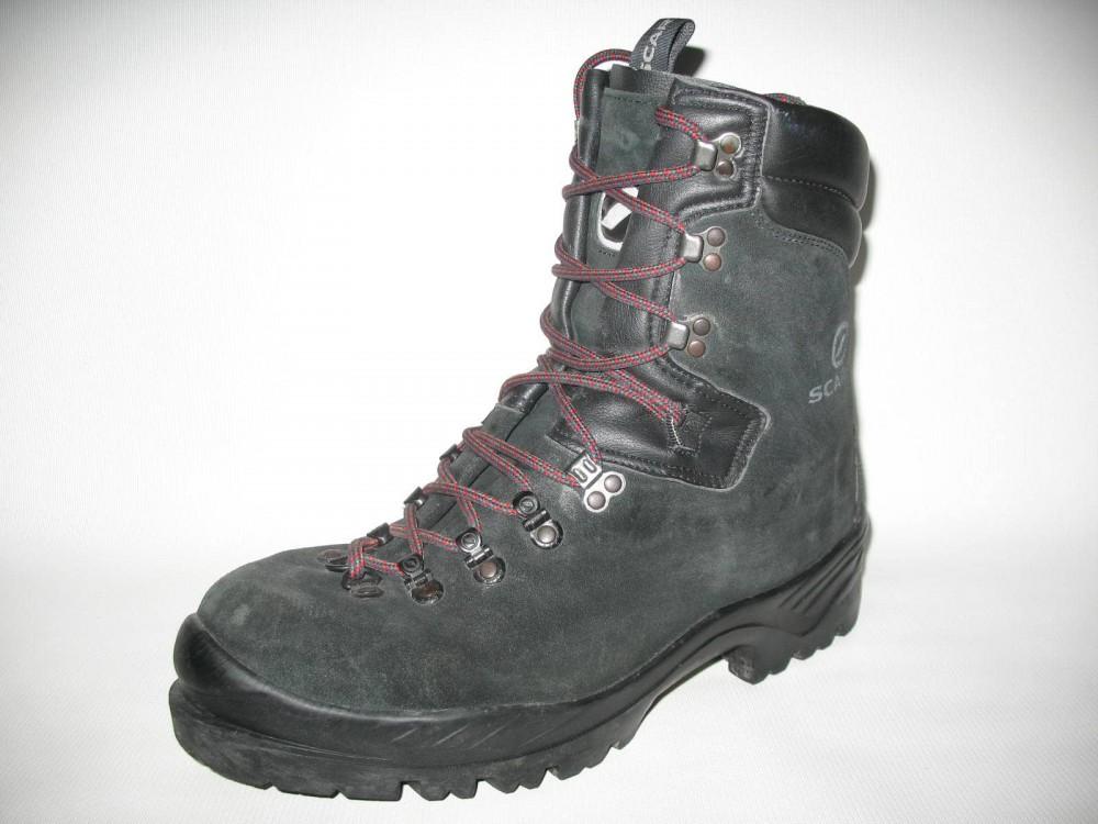 Ботинки SCARPA fuego boots (размер EU47(на стопу 300mm)) - 1