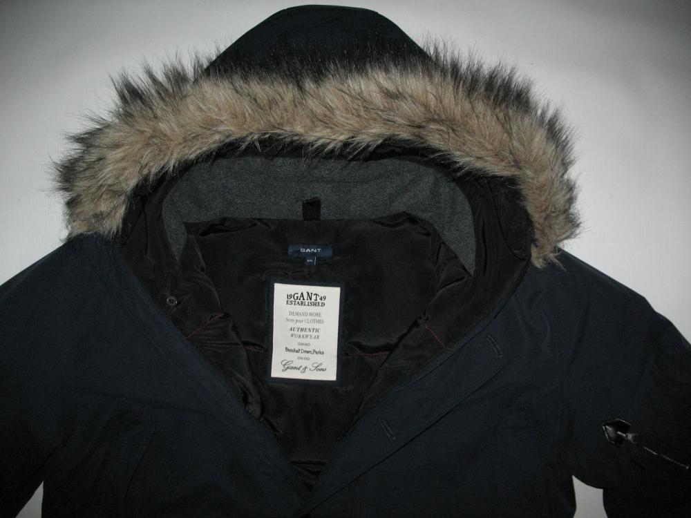 Куртка GANT   Beecher Down Parka  (размер XXL) - 6