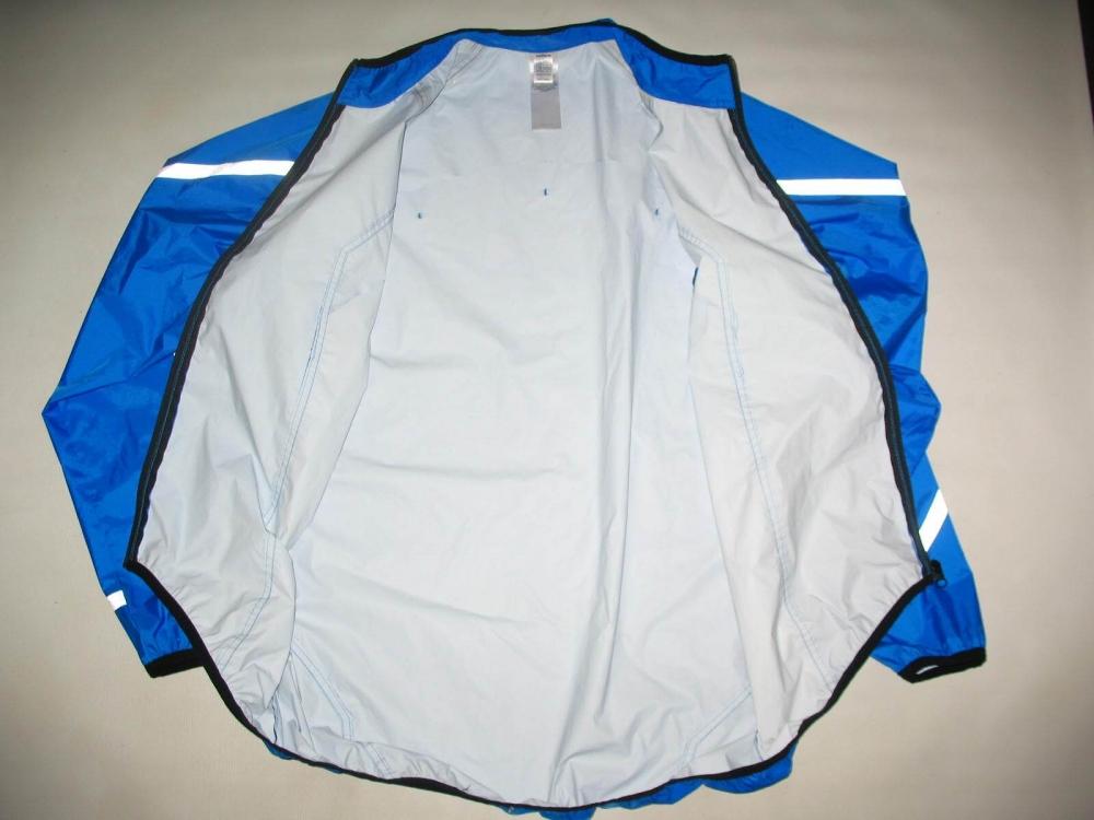 Куртка BTWIN waterproof cycling jacket (размер L) - 4