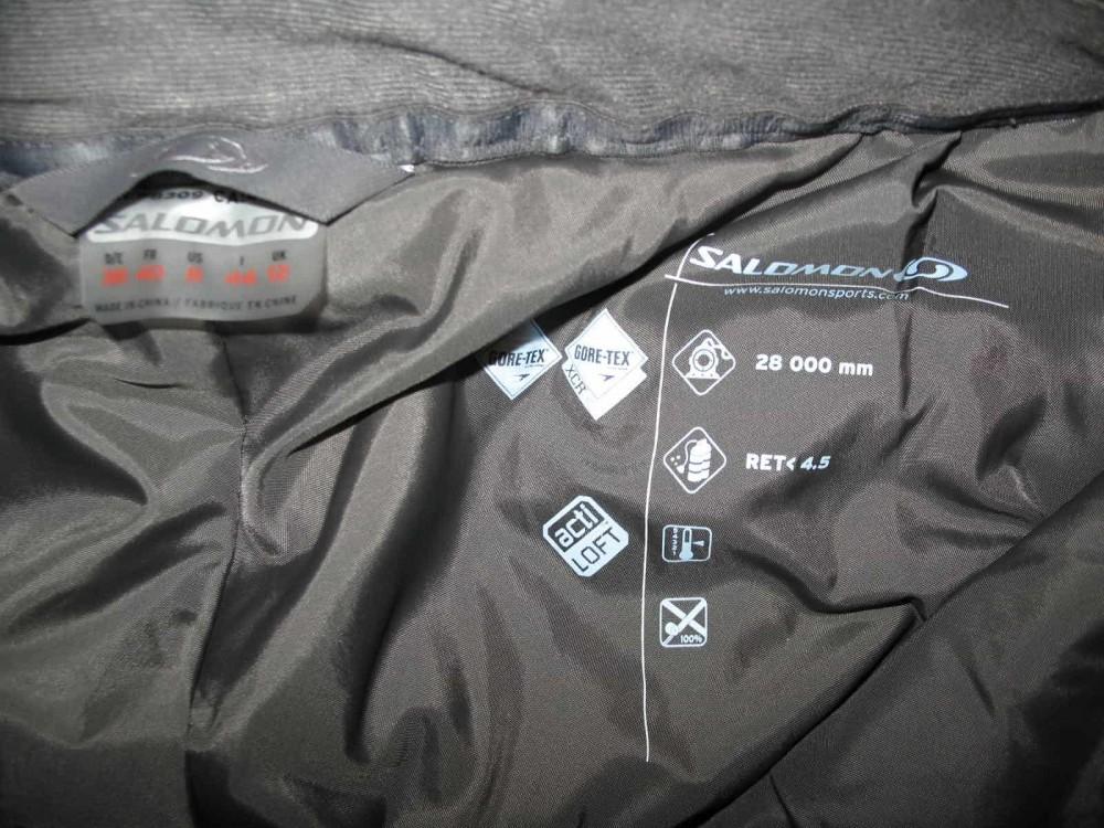 Штаны SALOMON gore-tex ski pants lady (размер 38-M) - 8
