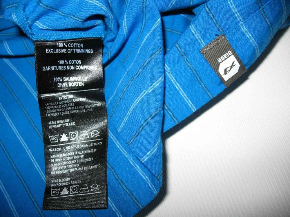 Рубашка ORAGE cotton shirt (размер L) - 4