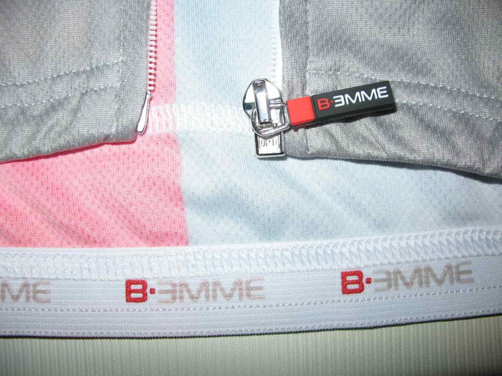 Веломайка BIEMME smp cycling jersey (размер 3/M) - 3