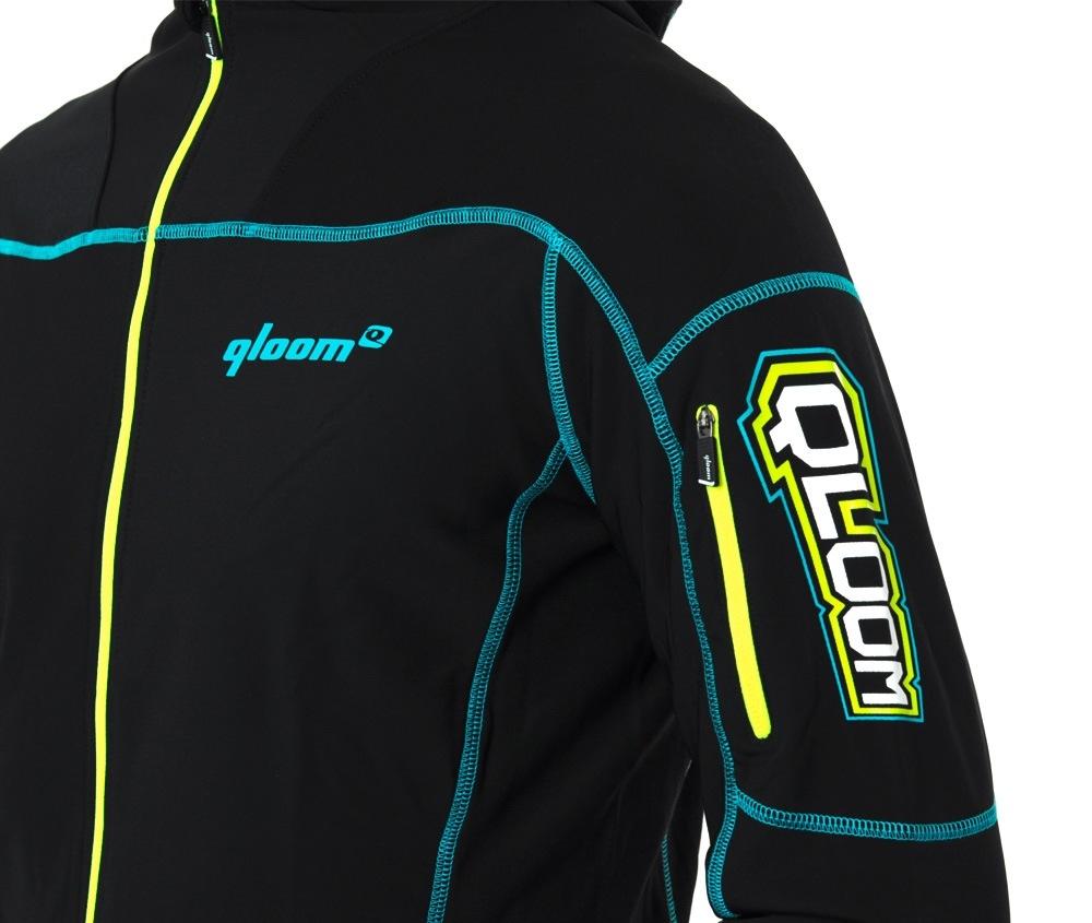 Кофта QLOOM Park City hoodie (размер L) - 2