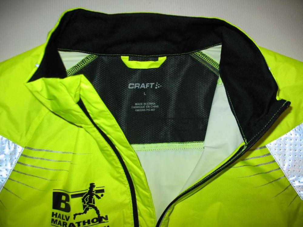 Куртка CRAFT brilliant run jacket lady (размер L) - 4