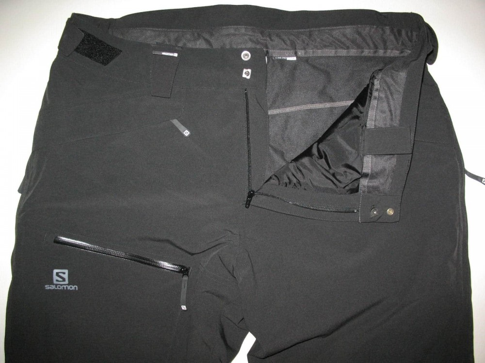 Штаны SALOMON chill out bib pant (размер XXL) - 9