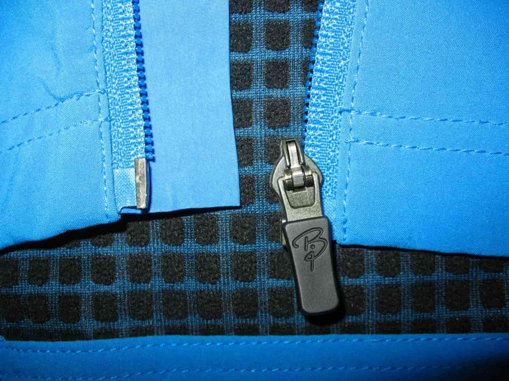Куртка BJORN DAEHLIE by ODLO toko windproof jacket (размер L/XL) - 7