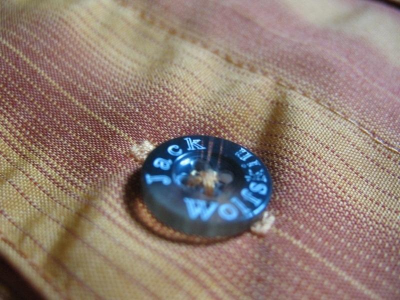 Рубашка JACK WOLFSKIN shirt  (размер M/L) - 5