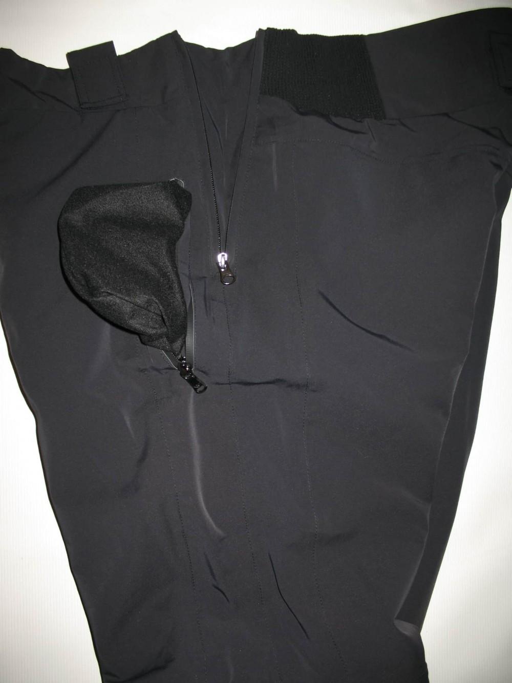Штаны EA7 emporio armani ski bib pants ( размер XL) - 9