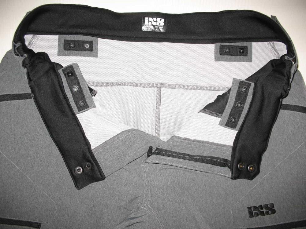 Велошорты IXS tema 6.1 trail shorts (размер L) - 8