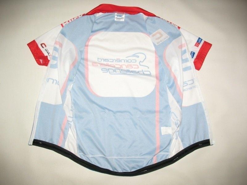 "Футболка WAMS ""e"" bike jersey (размер S) - 3"