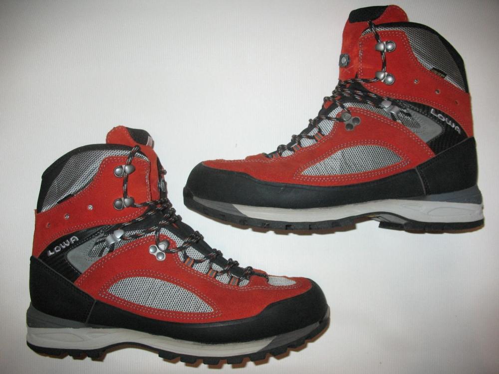 Ботинки LOWA Terek GTX boots (размер US10,5/UK9,5/EU44(на стопу до 283mm)) - 2