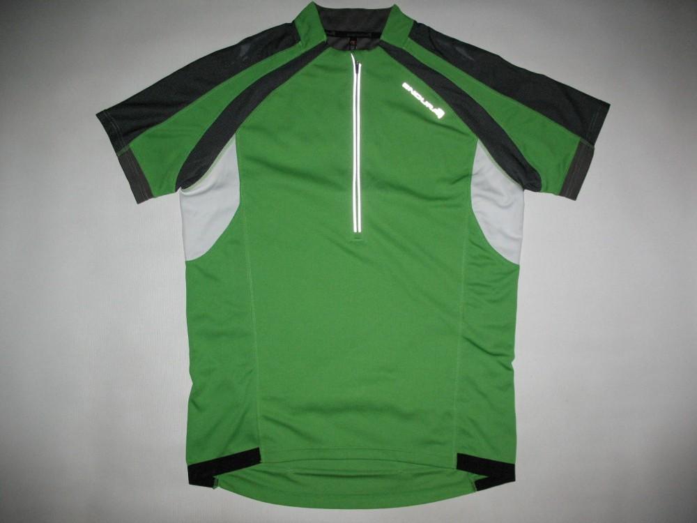 Веломайка ENDURA hummvee ss jersey (размер M/L) - 1